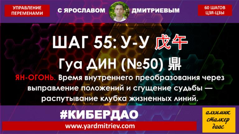 На инь (55) у у 戊午 wù wǔ (wu wu)