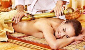 Японский массаж (бамбуковый массаж)