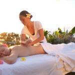 Гавайский массаж ломи-ломи кахи лоа