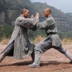 Китайский массаж «железная рубашка» (укрепление костей)