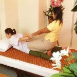 Тайский массаж нуад тай